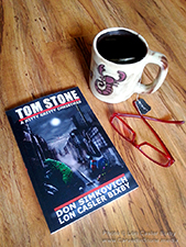 TOM STONE - A NITTY GRITTY CHRISTMAS